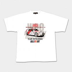 WRC MITSUBISHI T-SHIRT